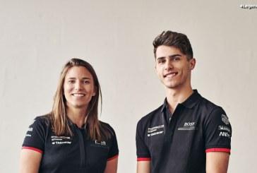 Deux nouveaux pilotes Porsche en Formule E : Simona De Silvestro & Thomas Preining