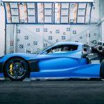 Porsche augmente sa participation dans Rimac à 15,5%