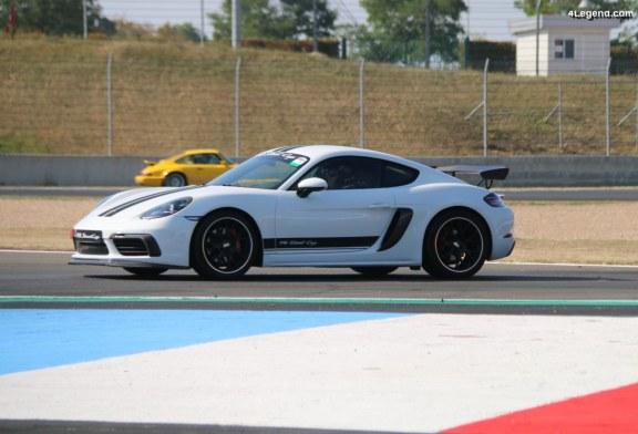 Porsche 718 Street Cup – Le combo parfait pour la route et la piste avec 440 ch