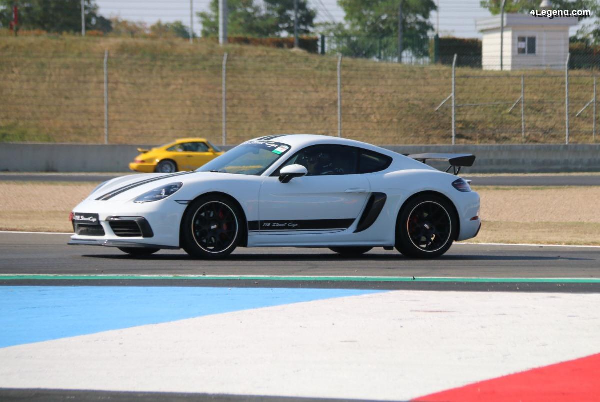 Porsche 718 Street Cup - Le combo parfait pour la route et la piste avec 440 ch