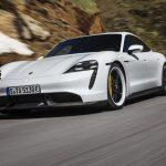 Porsche Taycan – Un design épuré et une motorisation tout-électrique