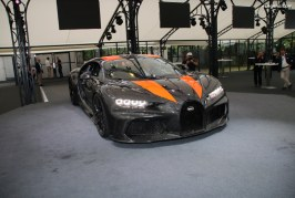 Bugatti Chiron Super Sport 300+ – Découverte chez Bugatti à Molsheim