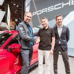 Renouvellement du partenariat entre Porsche et Polyphony Digital Inc.