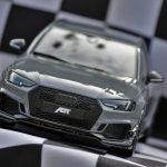 Miniature ABT RS4-R gris Nardo GT Spirit au 1/18