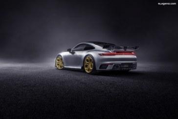 Techart s'attaque à la personnalisation de la nouvelle Porsche 911 type 992