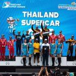 Deux victoires pour l'Audi R8 LMS GT3 en Thaïlande