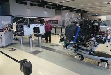 Visite de l'Atelier Bugatti à Molsheim – Comment sont fabriquées une Chiron et ses dérivés?