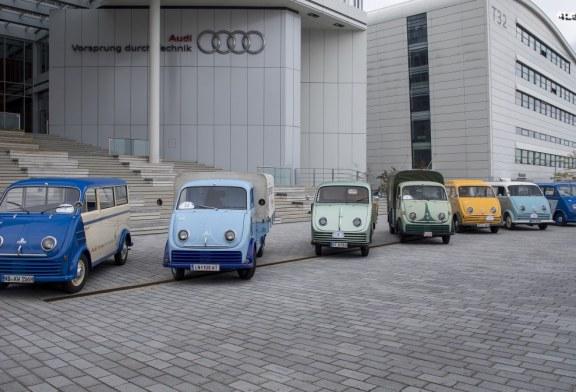 Un week-end célébrant les 70 ans d'Audi à Ingolstadt