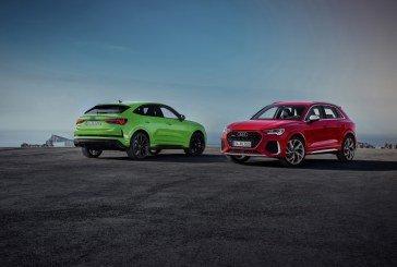 Audi RS Q3 et Audi RS Q3 Sportback  – 400 ch & 480 Nm