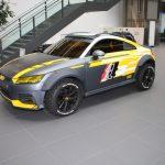 Audi TT Safari 2019 : inspirée par l'Audi 200 Safari