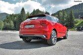 Audi mountain experience: test drive SQ2, TT RS, Q5 TFSI e et e-tron