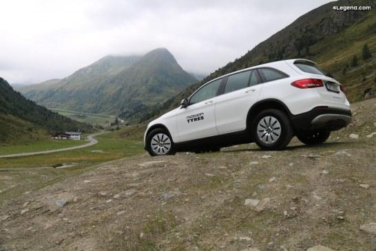 Essais des pneus Nokian Powerproof SUV & Wetproof SUV – Des pneus été adaptés aux SUV