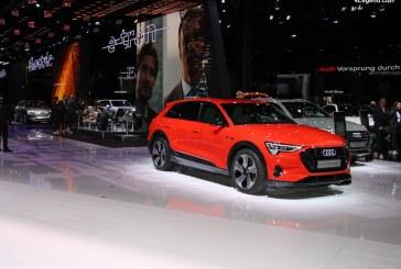 IAA 2019 – L'Audi e-tron 55 quattro à l'honneur