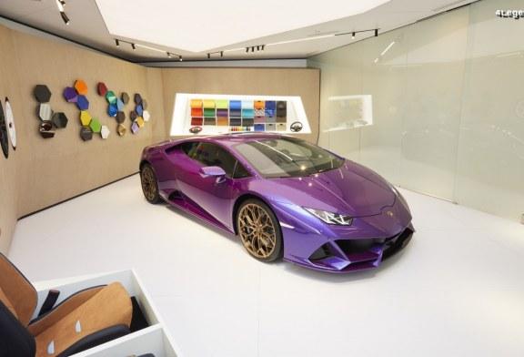 IAA 2019 – Lamborghini Huracán EVO Coupé par Ad Personam Studio