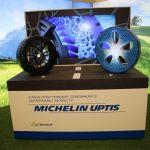 IAA 2019 – Michelin Uptis : un système de pneu sans air et increvable