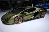 IAA 2019 – Visite en avant première du stand Lamborghini avec la Sian dévoilée