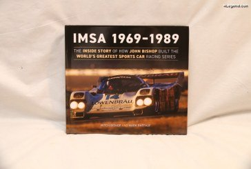 Livre « Imsa 1969-1989 : The Inside Story of How John Bishop Built the World's Greatest Sports Car Racing Series »