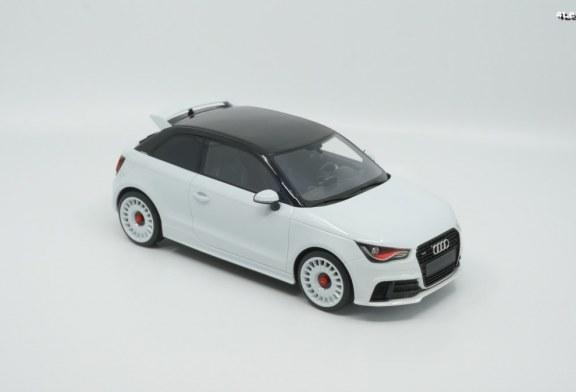 Miniature 1:18 Audi A1 quattro par DNA Collectibles – 15% de réduction