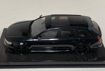 Miniature Motorhelix 1:18 – Audi RS 6 Avant Performance