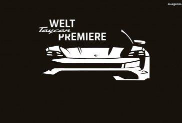 Live première mondiale du Porsche Taycan – 04/09/2019 à 15h00