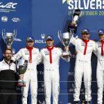 WEC – Doublé pour la nouvelle Porsche 911 RSR aux 4 heures de Silverstone
