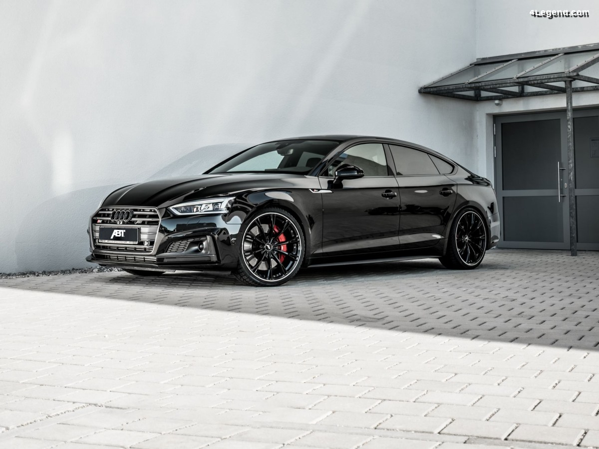 ABT Audi S5 Sportback TDI - 384 ch et 760 Nm