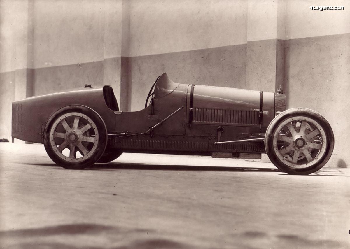 Les roues en aluminium : une invention de Bugatti offrant design et technique