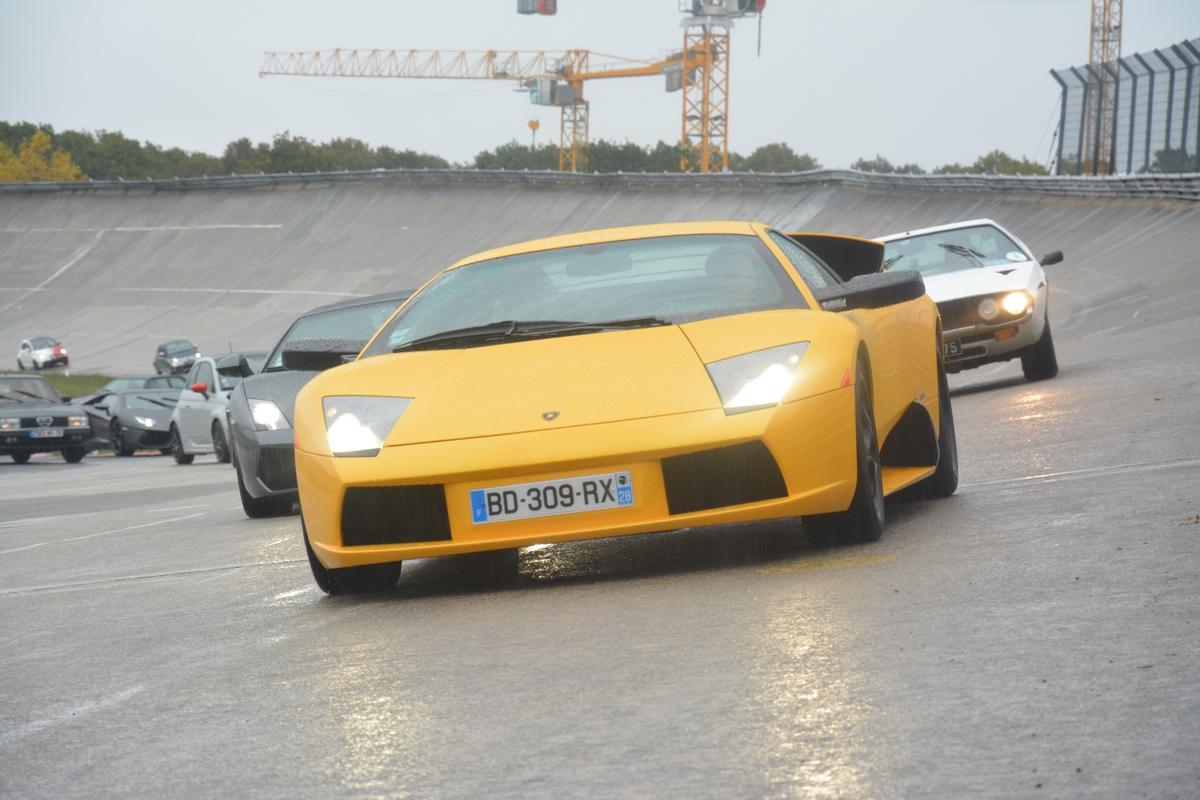 Autodrome Italian Meeting 2019 - Quelques Lamborghini présentes