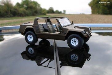 Présentation miniature 1:18 Lamborghini Cheetah par GT Spirit - Kyosho