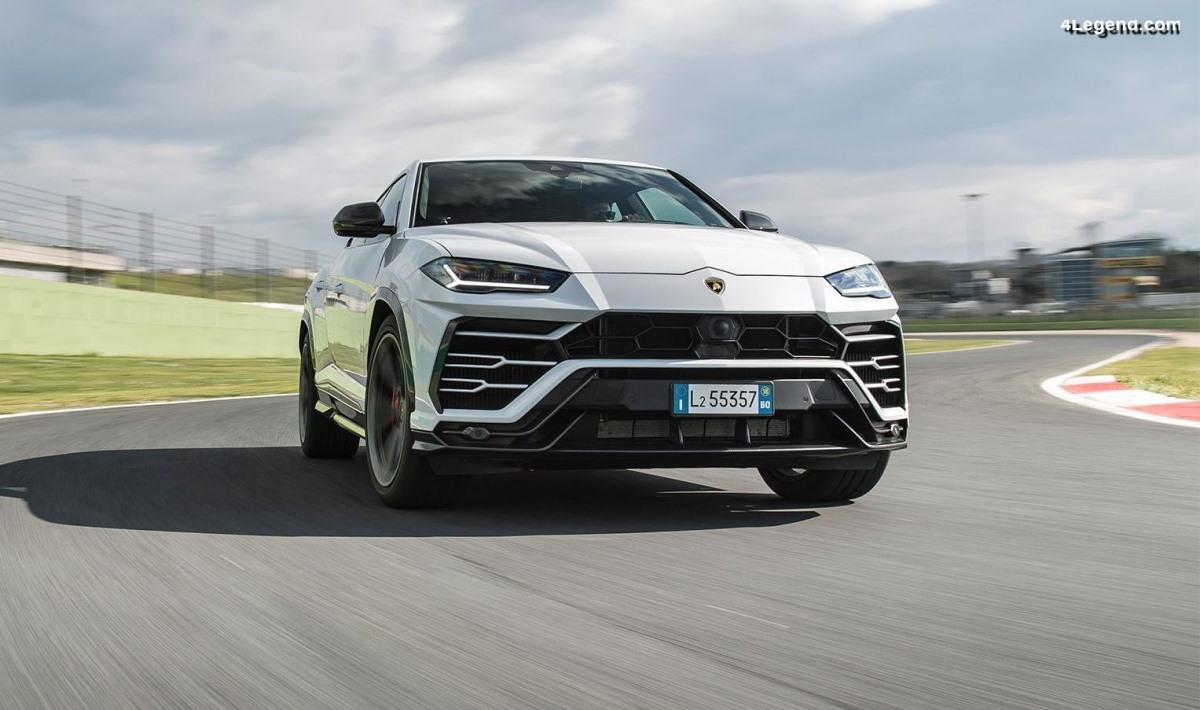 4 anecdotes rendant le Lamborghini Urus exceptionnel