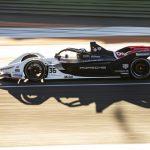 Porsche a bouclé plus de 5 000 km de test pour la 1ère saison de Formule E