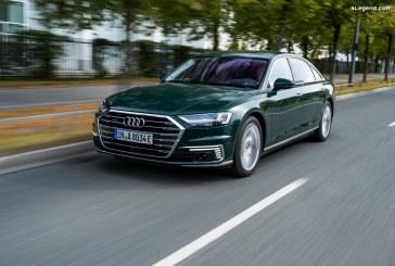 Audi A8 L 60 TFSI e quattro – 449 ch et 40 km d'autonomie en full électrique