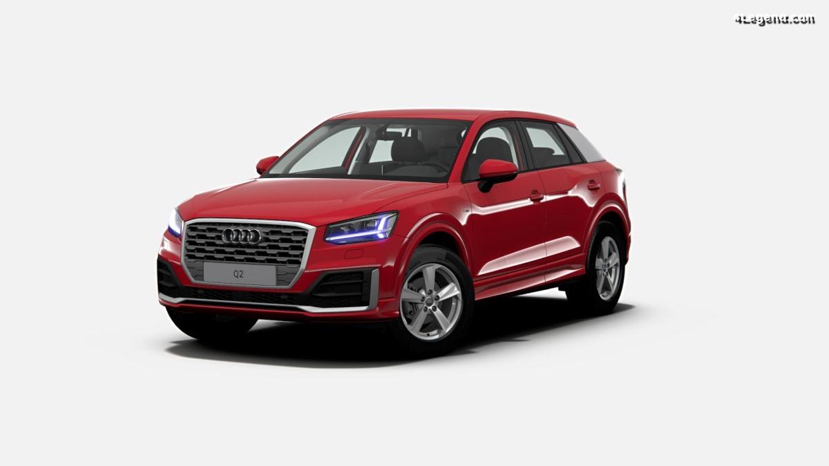 Audi Q2 Sport Limited - Édition spéciale à 1 000 exemplaires