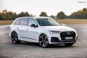 Audi Q7 60 TFSI e quattro – 456 ch & 40 km d'autonomie en full électrique