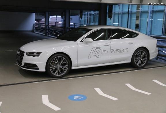 Un étonnant brevet déposé par Audi pour faire de l'eau pour boissons chaudes dans un modèle à hydrogène