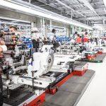 Création de 500 emplois supplémentaires pour la production de la Porsche Taycan