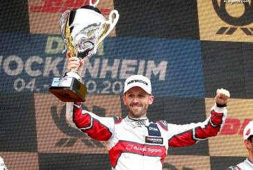 DTM – Septième victoire de la saison pour le pilote Audi – René Rast