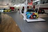 Exposition 25 ans de modèles Audi RS à l'Audi Forum Neckarsulm