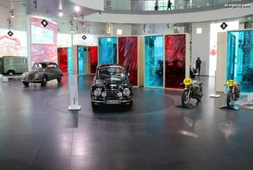 Exposition «W49 – Nouveau départ à Ingolstadt» sur les 70 ans d'Audi à Ingolstadt – 2ème partie