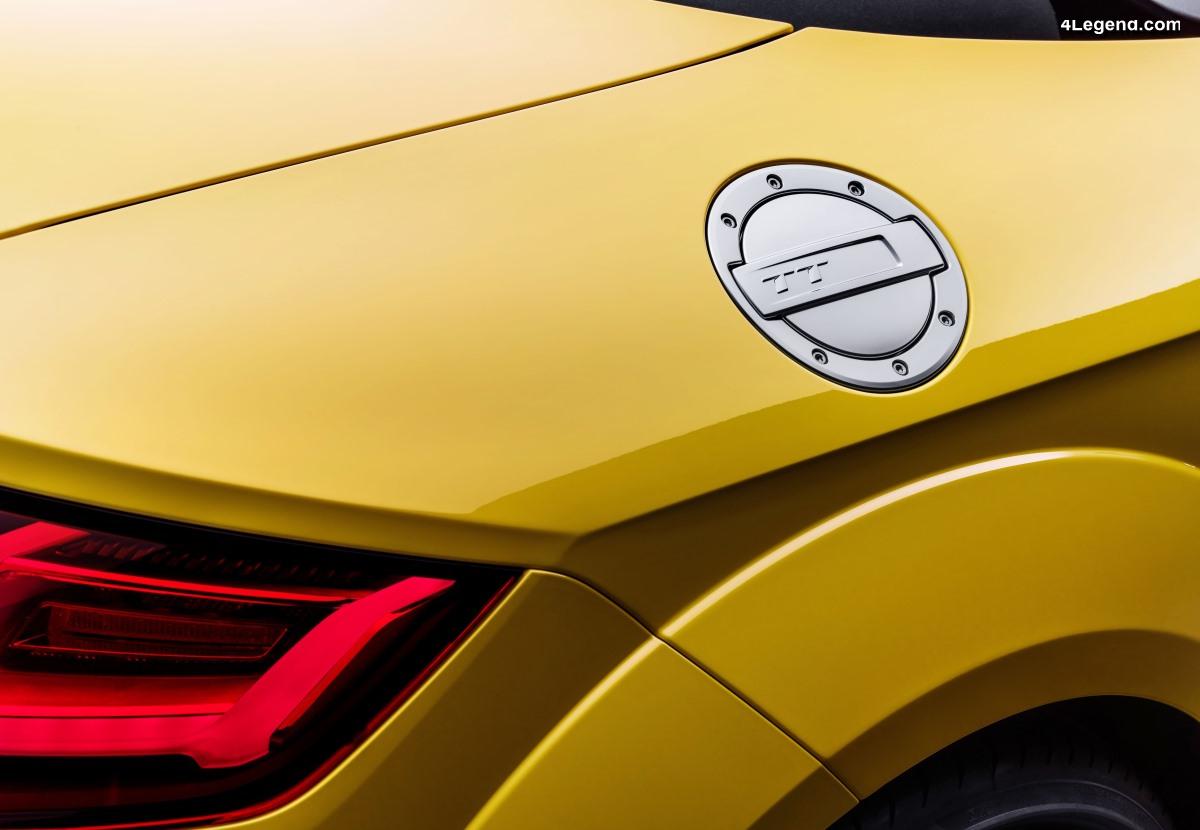 Audi eTTron - L'avenir du TT sera familial et électrique
