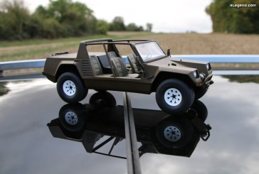 Présentation miniature 1:18 Lamborghini Cheetah par GT Spirit – Kyosho