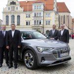 Audi, la ville d'Ingolstadt et Deutsche Telekom coopèrent sur la technologie 5G