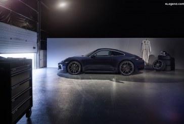 Porsche 911 Carrera 4S «Belgian Legend Edition» – Hommage à Jacky Ickx