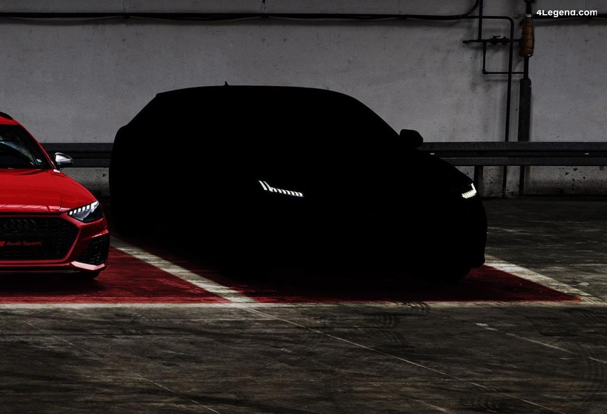 Audi RS Q8 : présentation le 20/11/2019 à Los Angeles