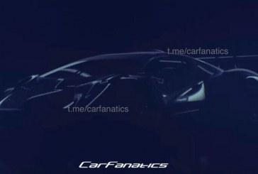 Premières images exclusives de la Lamborghini Aventador SVR