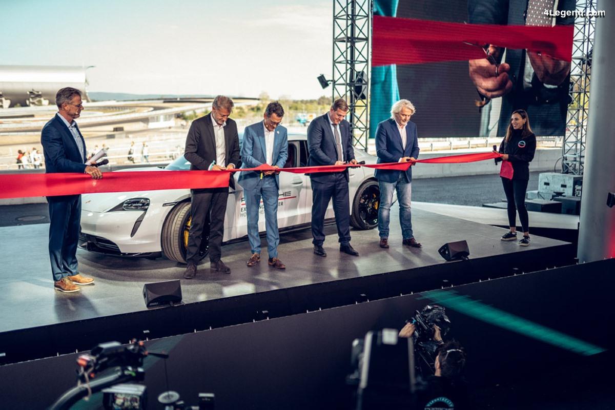 Sportscar Together Day 2019 - Inauguration du Porsche Experience Center Hockenheimring