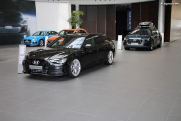 Augmentation des livraisons mondiales des modèles Audi en septembre 2019