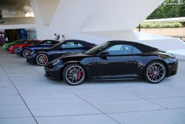 Porsche augmente ses livraisons de 3% au cours des neuf premiers mois de 2019