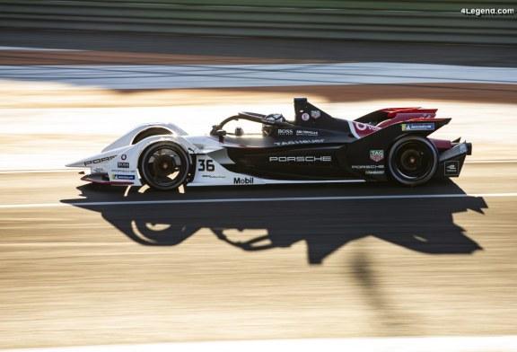 Porsche présente son «Road to Formula E» sous forme d'animation