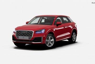 Audi Q2 Sport Limited – Édition spéciale à 1 000 exemplaires